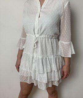 Dress Classy White