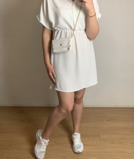 Summer Dress White
